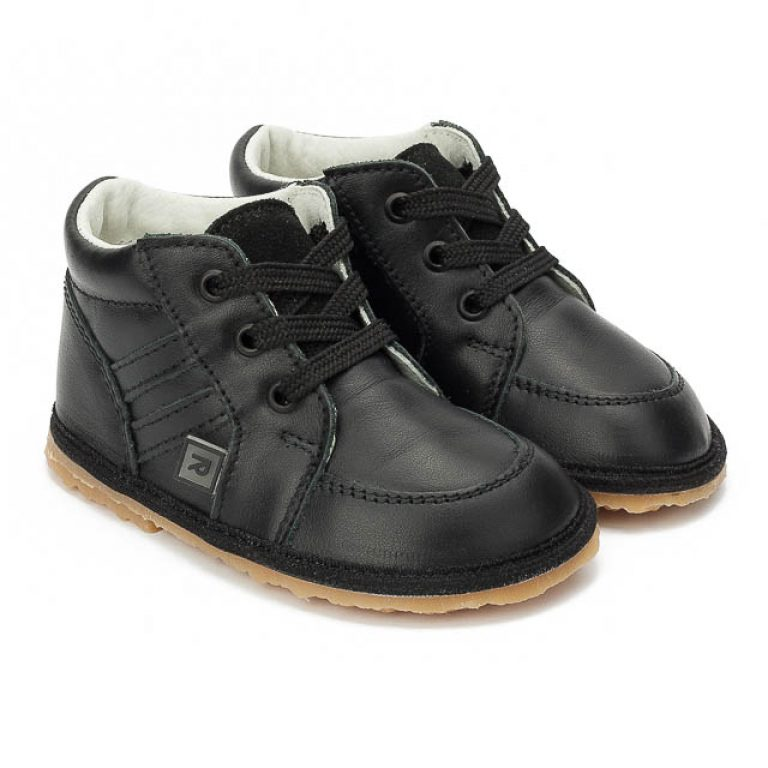 Leather First Walker Shoes (First Steps